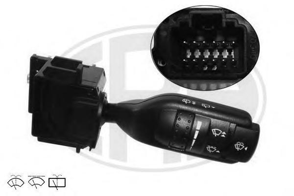 440424 Переключатель подрулевой FORD: TRANSIT c бортовой платформой/ходовая часть 2.2 TDCi/2.3 16V/2.4 TDCi/2.4 TDCi Привод на в