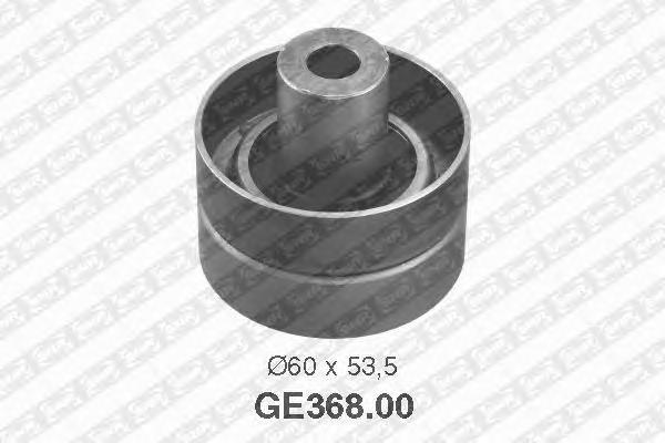 GE36800 Деталь GE368.00_pолик обводной pемня ГPМ