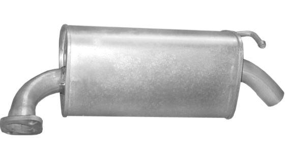 12213 Глушитель задняя часть MAZDA: 6 1.8/2.0/2.3 16V , 2.0 CITD 02/02-09/07
