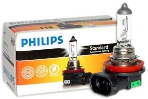 12360C1 Лампа H8 12V 35W PGJ19-1