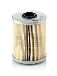 P718X Фильтр топливный RENAULT MASTER 03-
