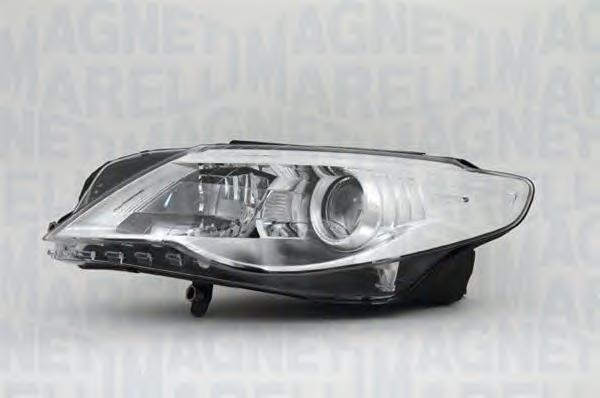 711307023004 LPM642 Блокфара лев.VW PASSAT CC 08= D1S H7 (ксенон)