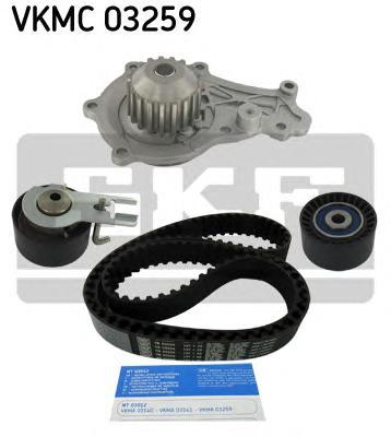 VKMC03259 Комплект ГРМ с водяным насосом