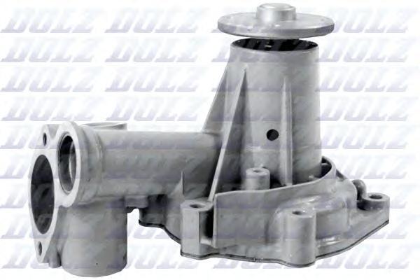 H206 Насос водяной Mitsubishi Galant/Pajero 2.3TD/2.5TD 82-