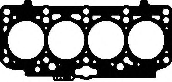 124012 Прокладка ГБЦ AUDI/VW 1.9TD 3м. 1.71мм 96-
