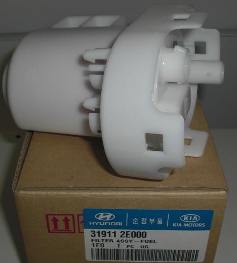 319112E000 Фильтр топливный ТУССАН