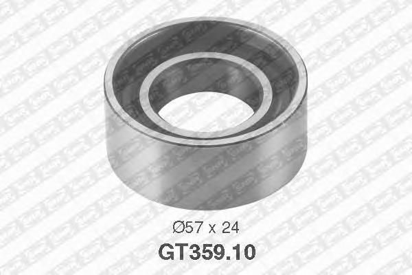 GT35910 Деталь SK SNR Pолик ГPМ, натяжной