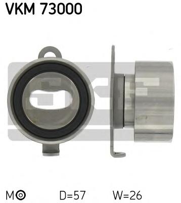 VKM73000 Натяжитель ремня ГРМ HONDA/ROVER 1.3-1.6 86-01