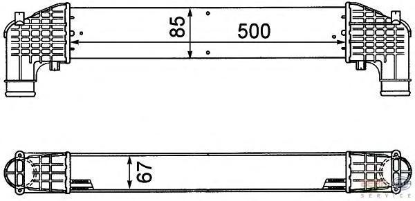 8ml376776571 Интеркулер