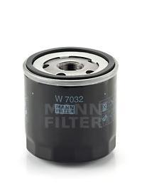 W7032 Фильтр масляный MB OM607/RENAULT K9K 12-