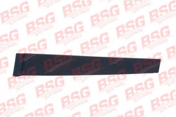 BSG30925003 Накладка рамки стекла задней правой двери / FORD Fiesta 01~