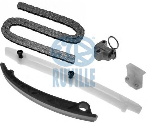 3453016S Комплект цепи ГРМ OPEL: AGILA 1.0/1.0 12V/1.2 16V/1.2 16V Twinport 00-07, TIGRA TwinTop 1.4 04-09