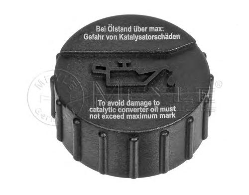 1001150006 Крышка заливной горловины масла VW TRANSPORTER III/IV