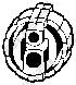 255449 Подвеска глушителя RENAULT LAGUNA 1.6-1.8/1.9dci 01-
