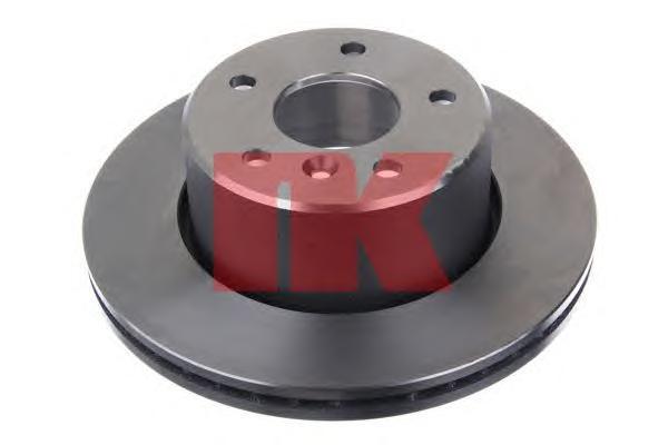 204022 Диск тормозной LAND ROVER DISCOVERY II 98-04 передний вент.