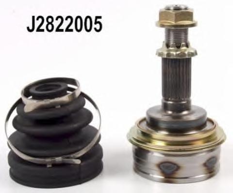 J2822005 ШРУС TOYOTA CAMRY/CARINA/COROLLA 1.62.0 8392 нар.