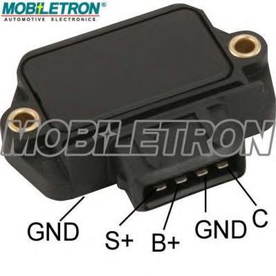 IGD1912 Коммутатор системы зажигания LM126ZM01810042150175IM-F25[OE 90243618, 90360315, 1237464] OPEL: ASTRA F, KADETT, VECTRA 4