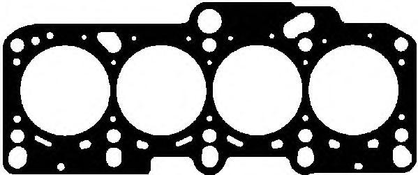 10102700 Прокладка ГБЦ AUDI/VW/SKODA 1.8 20V