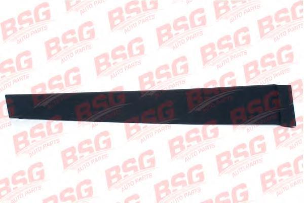 BSG30925008 Накладка рамки стекла задней левой двери / FORD Fusion 02~