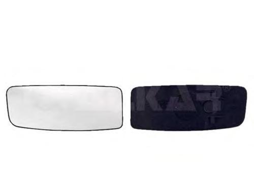 6412994 Стекло зеркала MERCEDES SPRINTER/VW CRAFTER 06- правое нижнее с обогревом