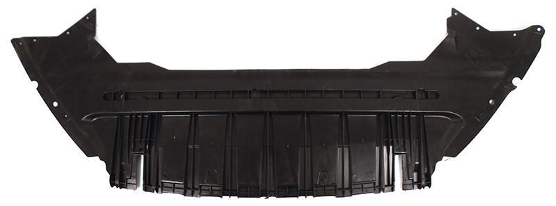 1555114 Дефлектор (пыльник) радиатора нижний / FORD Mondeo  07 ~