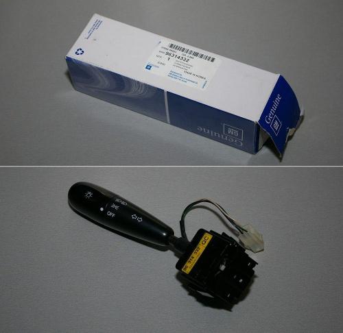 96314332 Переключатель поворота CHEVROLET MATIZ/SPARK