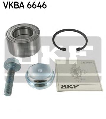 VKBA6646 Подшипник ступ.MB E W211/S W220 02-09 пер. AWD