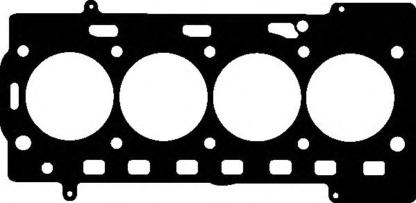 497810 Прокладка ГБЦ Audi, VW  1.6FSI BAG 03
