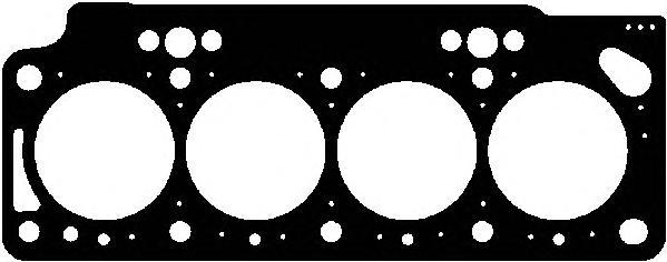 10095100 Прокладка ГБЦ RENAULT/VOLVO 1.9D 1.40mm 2метки 90-