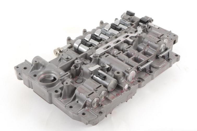 09D325039D Блок клапанов АКПП / AUDI Q7, VW Touareg 07~10