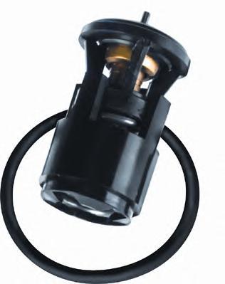 314387D Термостат SKODA OCTAVIA 1.4-1.6 00- / VW BORA 1.4-1.6 00-05 / GOLF 1.4 03-