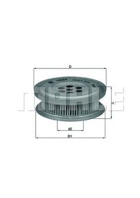 HX44 Фильтр гидроусилителя руля MERCEDES-BENZ: 190 82-93, C-CLASS 93-00, C-CLASS универсал 96-01, CABRIOLET 92-93, CLK 97-02, CL