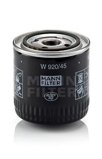 W92045 Фильтр масляный FORD MONDEO/MAZDA MPV 2.5/3.0 -07