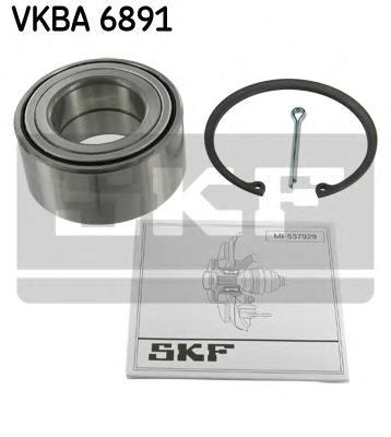 VKBA6891 Подшипник ступ.HYUNDAI SONATA EF/IX35/SANTA FE/KIA SPORTAGE III 10- пер.