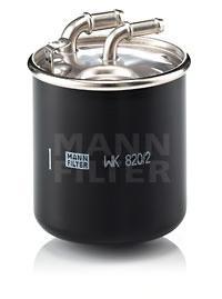 WK8202X Фильтр топливный MB W204/212/X164/204/W164/906 CDI 08-
