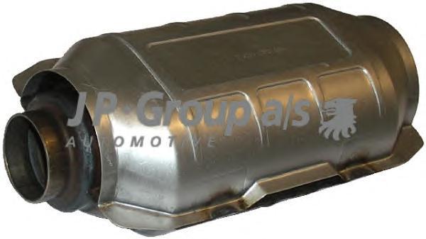 9920900100 Катализатор универсальный (3-х ступенчатый) 285X48.5 mm