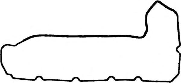 713440400 Прокладка клапанной крышки Citroen, Peugeot 406 2.2HDi 16V 00