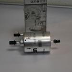 4F0201511D Фильтр топливный, бензин / AUDI A6 05 ~