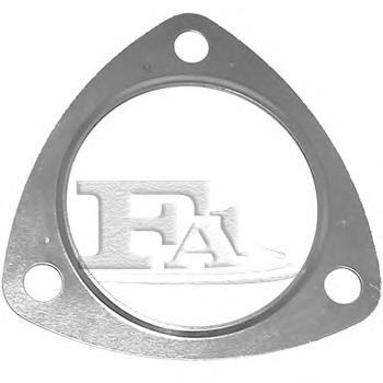 120922 Прокладка глушителя OPEL: ASTRA G Наклонная задняя часть 98-09, ASTRA G кабрио 01-05, ASTRA G купе 00-05, ASTRA G седан 9