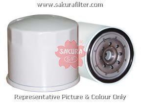 C1504 Фильтр масляный MAZDA 626/KIA SPORTAGE 2.0D