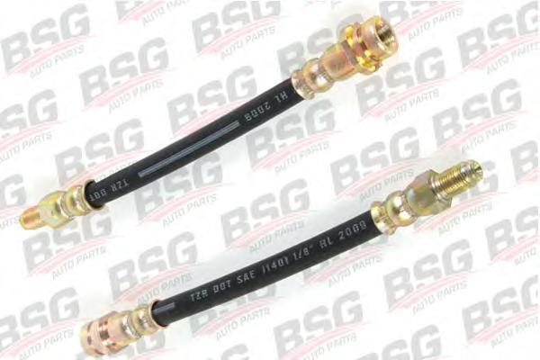 BSG30730023 Шланг тормозной задний / FORD Focus-I (для барабанных тормозов)  10/98-11/04