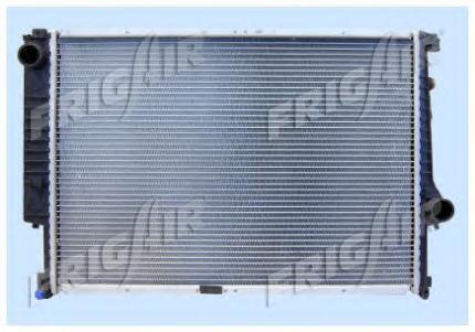 01023091 Радиатор, охлаждение двигателя