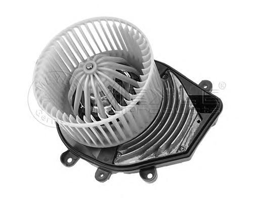1008200000 Моторчик печки AUDI A4/VW PASSAT B5 с кондиционером с эл.регулировкой