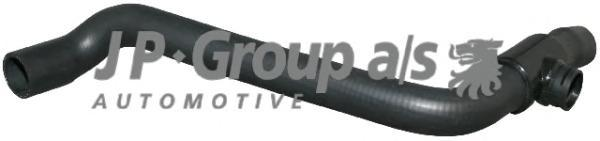 1114308100 Шланг радиатора, верхний / VW Golf-III/IV,Vento 1.9 D,TD,SDI/2.0  91~