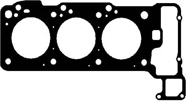 104580 Прокладка ГБЦ лев. MERCEDES 240/280/320 M112 97-