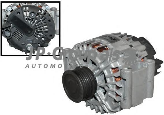 1190104100 Генератор 14V-150A / AUDI A4 1.8/2.0 01~08