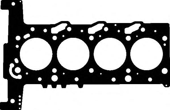 156221 Прокладка ГБЦ FORD/PEUGEOT/CITROEN/FIAT 2.2D 06-