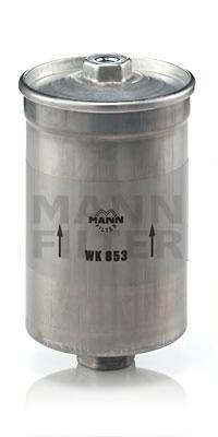 WK853 Фильтр топливный FORD/VOLVO/SAAB