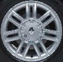 6001548396 Диск колеса литой R15 ЛОГАН