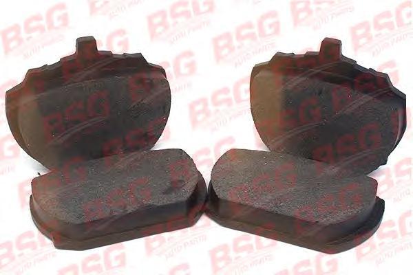 BSG30200011 Колодки тормозные дисковые передние / FORD Transit 100L,130,160,190 78~91